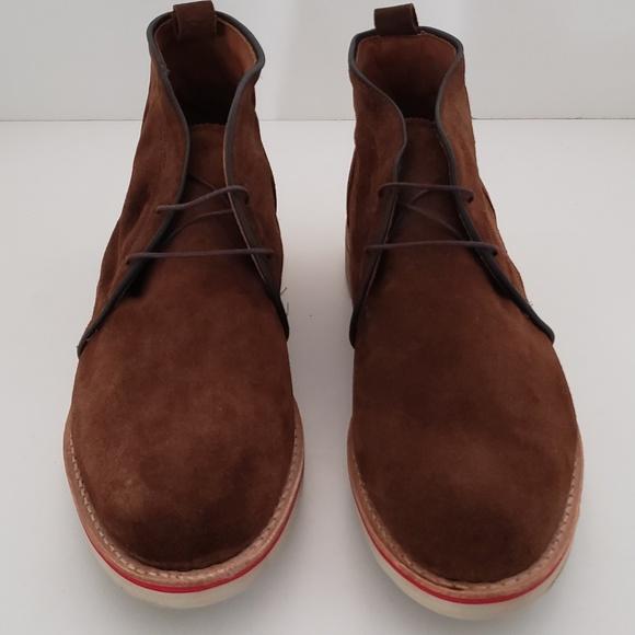 718cda22a43 Allen Edmonds Nomad Chukka Boot Snuff Suede-10.5D NWT